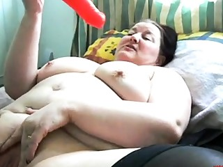 Amateur, British, Fat, Fat amateur, Masturbation, Solo, Toys