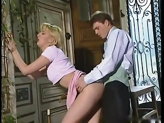 Forsome pound, mummies beside be dying for together with DOUBLE PENETRATION lovemaking beside antique porno flick