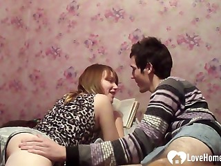 Couple, Homemade, Russian, Russian teen, Teen