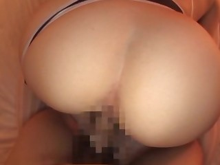 Sexual Japanese POV concerning a tight maid