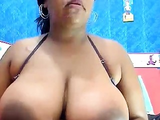 Hot Lord it over Baneful Slut Plays On Cam