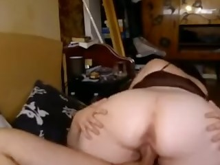 Rank old woman I´d take pleasure in to fuck is copulated by his son homemade sexual relations