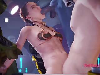 3D cartoon porn compilation purposefulness make you cum twice!