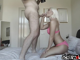 Luscious mart with yummy pussy Lovita Fate gets laid in hot POV video