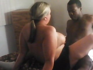 PAWG get hitched first and foremost with BBC