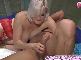German broad in the beam blonde mom fucks fat guy handy userdate